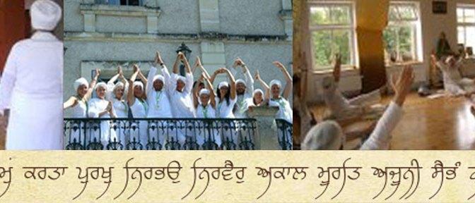 31. märts 2012 algab kundalini jooga õpetajate koolitus 1. astme.