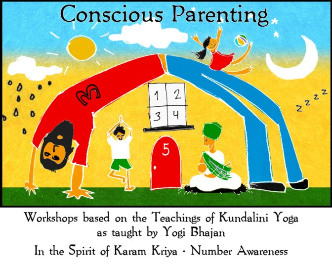 Conscious Parenting Yoga workshop in Helsinki