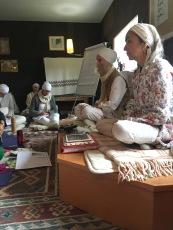 Satya Kaur ja Shiv Charan Singh