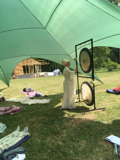 Gongi lõdvestus Rajamaal